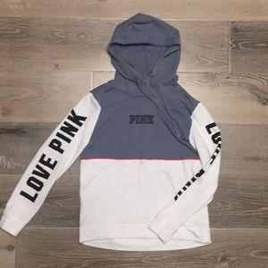 Small PINK sweatshirt